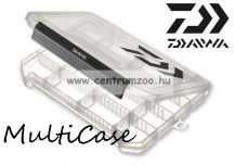 DAIWA Premium Multi Case 205MJ 20.5x14.5x4.0cm aprócikkes doboz biztos zárással (15807-207)