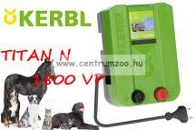 KERBL TITAN N 1800 VP KÉSZÜLÉK  villanypásztor (392531) SIKERTERMÉK