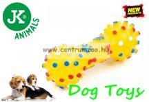 JK Animals tüskés súlyzó játék kutyáknak 12cm  (46435)