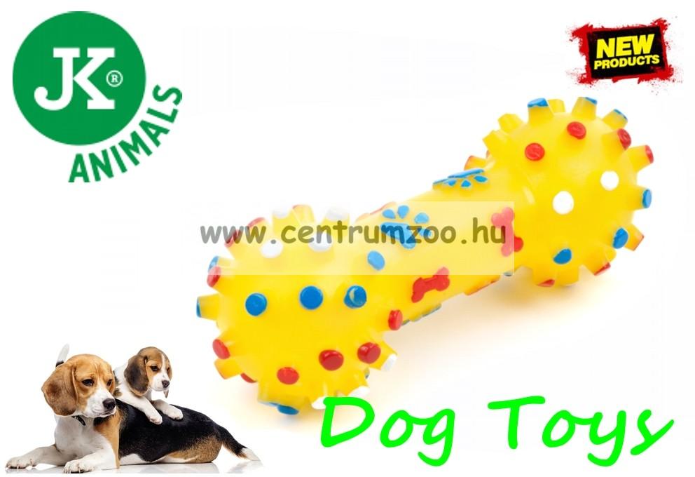 a2578a4e3885 JK Animals tüskés súlyzó játék kutyáknak 12cm (46435) - Díszállat és ...