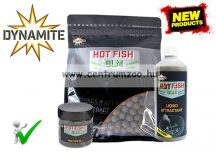 Dynamite Baits Hot Fish & GLM  1kg 15mm bojli
