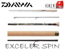 Daiwa Exceler Jiggerspin 2,70m 8-35g pergető bot (11661-272) + AJÁNDÉK