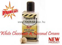 Dynamite Baits aroma White Chocolate & Coconut Cream Liquid 250ml - DY656
