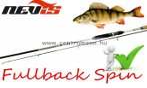 Nevis Fullback Spin 2.40m 10-30gr (1430-240) pergető bot