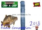 haltartó Carp Zoom Feeder Competition D-4M Keepnet verseny haltartó 60x45x400cm (CZ6889)