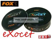 FOX Exocet Mono Line 0.331mm 16lb 7.27kg monofil zsinór 1000m (CML124)