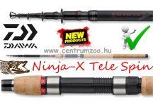 Daiwa Ninja-X Tele Spin 2,7m 10-30g teleszkópos pergető bot (11633-270)