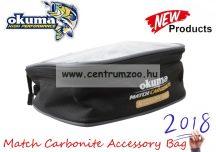 Okuma Match Carbonite Accessory Bag 20x20x6.5cm szereléktartó táska (54177)