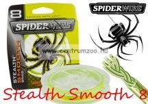 SpiderWire Stealth Smooth 8 Braid Yellow 137m 20lb 0,25mm 18,92kg
