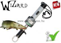 Lip Grip - Wizard HALKIEMELŐ LIP GRIP rozsdamentes halkiemelő 22kg digitális mérleggel (80615-055)