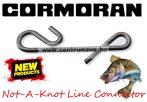 Cormoran NOT-A-KNOT Line Connector Knotless CSOMÓMENTES KAPOCS 10db XL (80-15200)