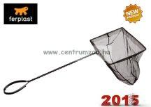 Ferplast Black Net AKVÁRIUMI HÁLÓ  12,6cm fekete fej (9005)