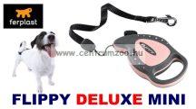 Ferplast Flippy Deluxe mini póráz PINK