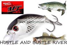MAGIC TROUT HUSTLE AND BUSTLE RIVER - 2G WHITE FLASH (3501005)