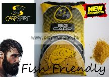 CARP SPIRIT France 100% Natural Bait - Big Carp Yellow - prémium etető anyag 1000g