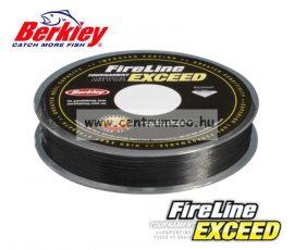 Berkley Fireline Exceed Smoke 110méter 0,20mm 13,2kg fonott zsinór