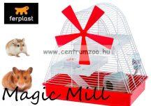 Ferplast Magic Mill 3 szintes felszerelt ketrec - hörcsög, egér