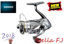 Shimano STELLA C3000 FJ NEW LIMITED SERIES (STLC3000FJ)