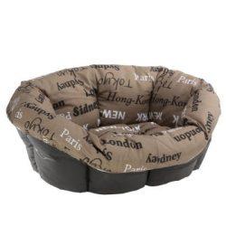 Ferplast Sofa Párna  10-rögzíthető párna többféle fekhelybe BEIGE City