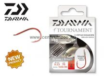 Daiwa Tournament X Power Brassen/Feeder Snelled Hooks előkötött horog - DÉVÉRES (1456) (14456-0 )
