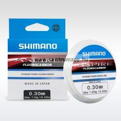 Shimano zsinór Aspire Fluorocarbon 50m 0.35mm 8,25kg monofil zsinór