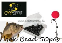Carp Spirit Hook Bead 50db (KÖZEPES) horog stopper (ACS010297)