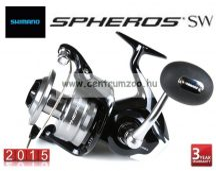 Shimano SPHEROS 20000SW erős elsőfékes orsó ( SP20000SW) NEW