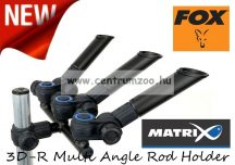 FOX Matrix 3D-R Multi Angle Rod Holder bottartó adapter (GBA034)