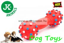 JK Animals tüskés súlyzó játék kutyáknak 16cm  (46436)
