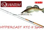 QUANTUM HYPERCAST XTC II 50g 240cm pergető bot (14103240)