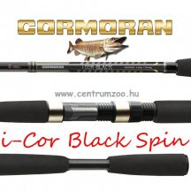 Cormoran i-Cor Black Spin 2,10m 8-30g  pergető bot (23-030215)