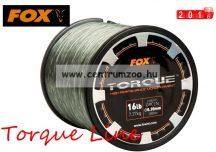 FOX Torque Line 0.33mm 13lbs x 1000m Green monofil zsinór (CML146)