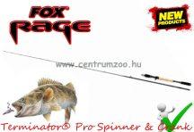 "FOX Rage Terminator® Pro Spinner & Crank 7'6"" 229cm 10-35g 2rész pergető bot (NRD220)"