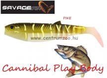 SAVAGE GEAR LB Cannibal Play Body  8cm gumihal Pike (58988)