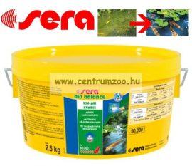 Sera Pond Bio Balance - 2500 g - 25 m3 tóvíz kezelő (7770)