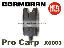 CORMORAN PRO CARP X-6000 kapásjelző (11-80601)