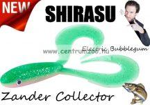 Balzer Shirasu Zander Collector  gumihal 12cm 15g (0013676012) Electric Bubblegum