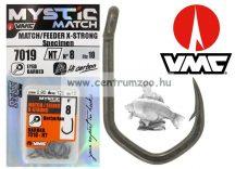 VMC 7019  Barbarian Carp Match pontyozó horog 10db/cs