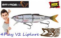 Savage Gear 4Play V2 Liplure 13,5cm 18g SF 02-Roach gumihal (61732)