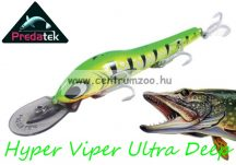 Predatek Hyper Viper Ultra Deep wobbler (H150) NEW