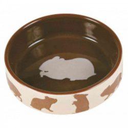 Trixie Hamster kerámia tál  80ml/8cm TRX60731