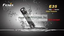 FENIX LIGHT E35 Ultimate Edition LED ELEMLÁMPA (900 LUMEN) vízálló