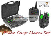 Carp Expert Piave Carp Alarm Rádiós kapásjelző szett  2+1db (78000-621)