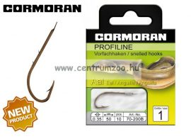 Cormoran PROFILINE Angolna horog 200B ELŐKÖTÖTT 10db/cs (70-200B)