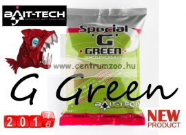 Bait-Tech Special G Green Groundbaits 1 Kg (4038)