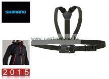 Shimano Sport Camera Chest Mount sportkamera mellpántos tartó (ECMMT03F)