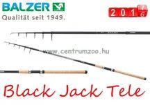 BALZER Black Jack Tele 135 teleszkópos horgászbot 3,00m 135g (11232300)
