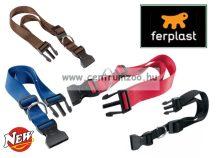 Ferplast Club 25mm széles L textil nyakörv több színben