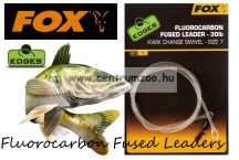 Edges™ Fluorocarbon Fused Leaders Size 10 30LB bojlis előke (CAC695)