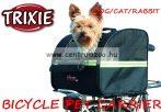 Trixie Pet Dog/Cat/Rabbit Carrier kisállat hordozó szállító táska biciklire kerékpárra - kutya macska (TRX13112)